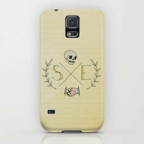 Paper Sketch Phone Case