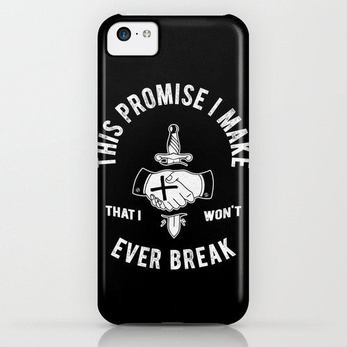 Straight Edge iPhone Case by STRAIGHTEDGEWORLDWIDE