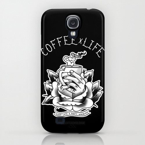 Coffee Life Phone Case