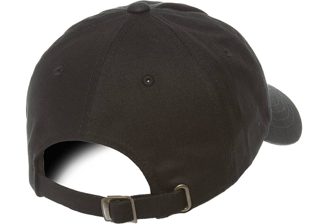 Commitment Dad Hat in Black