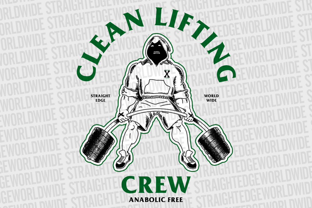 Clean Lifting Crew Tee
