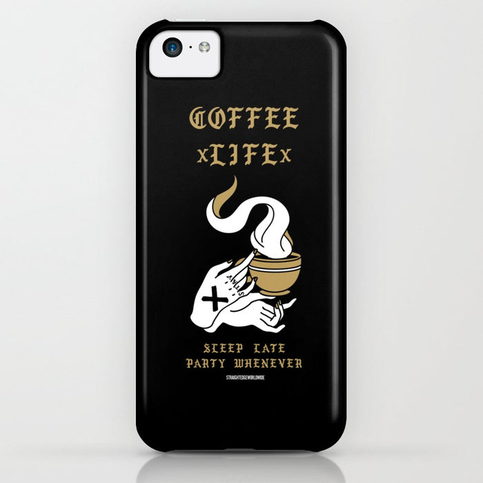 Coffee x Life Phone Case