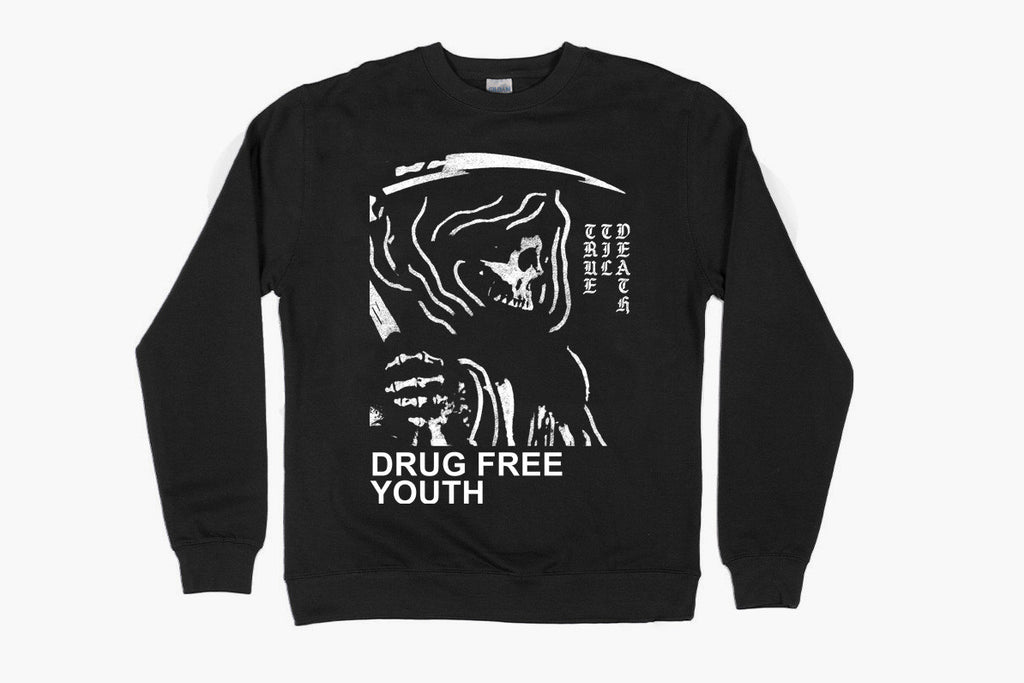 Straight Edge sweater