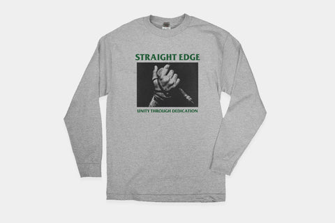 Unity Through Dedication Long Sleeve Tee