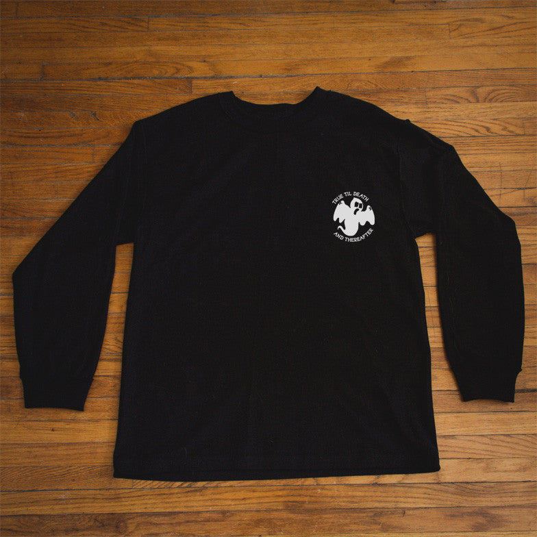 xGHOSTx Long Sleeve Tee