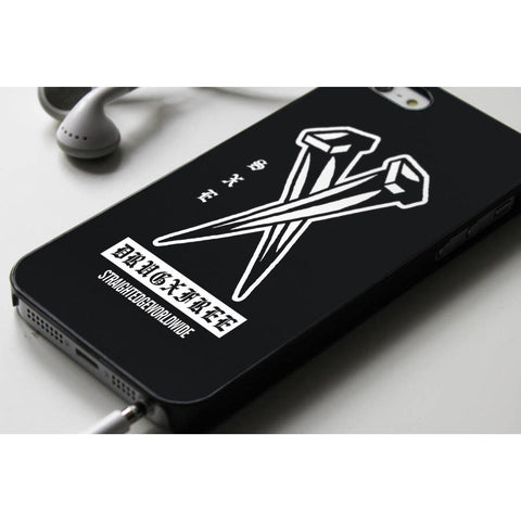 Straight Edge Phone Case