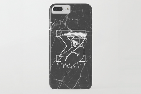 True Til Death Reaper Phone Case