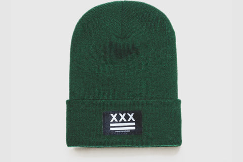 Straight edge hat