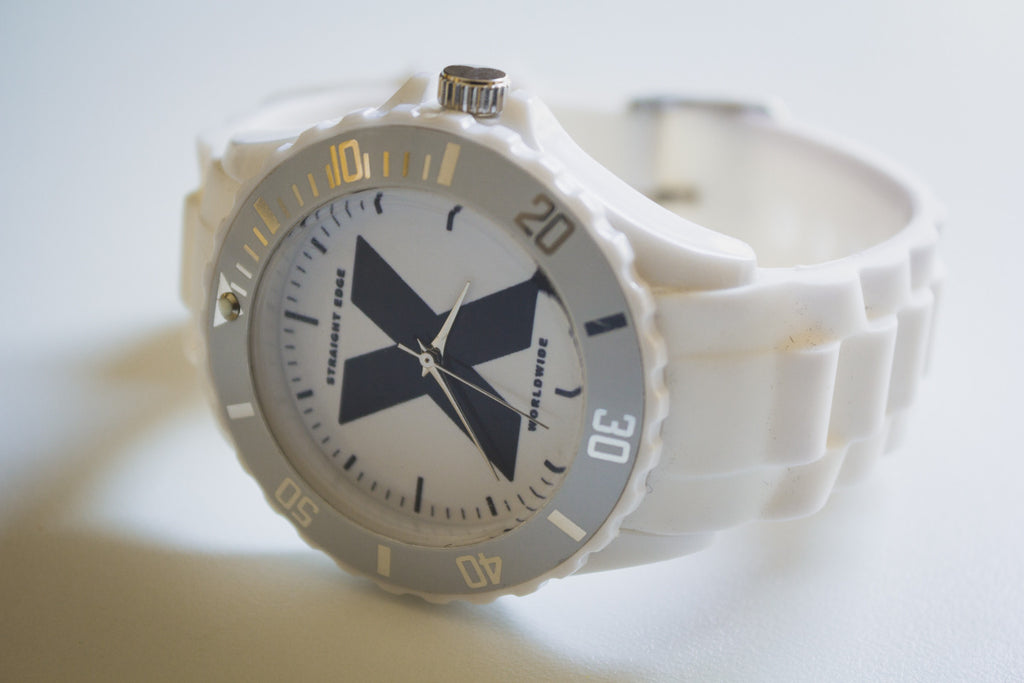 Straight Edge Watch