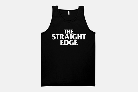 The Straight Edge Tank