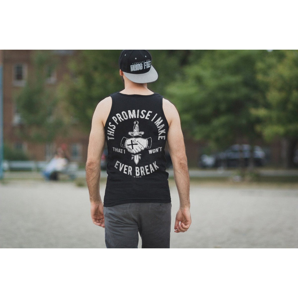 This x Promise Tank Top