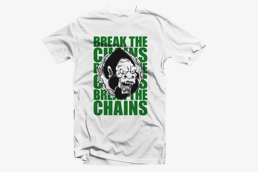 Ladies Break The Chains Tee