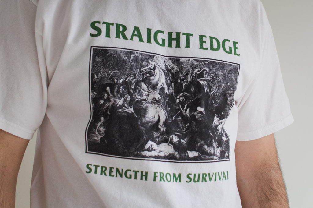 Strength From Survival Tee