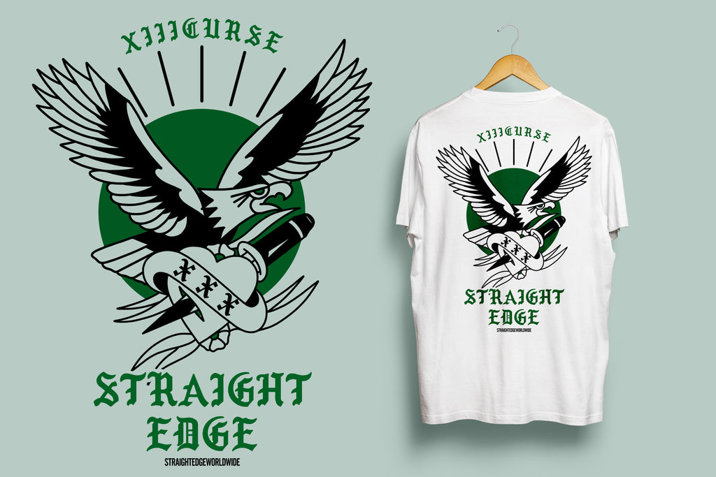 XIIICurse Straight Edge Tee