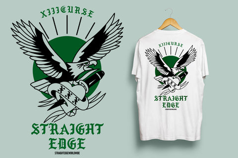 Ladies XIIICurse Straight Edge Tee