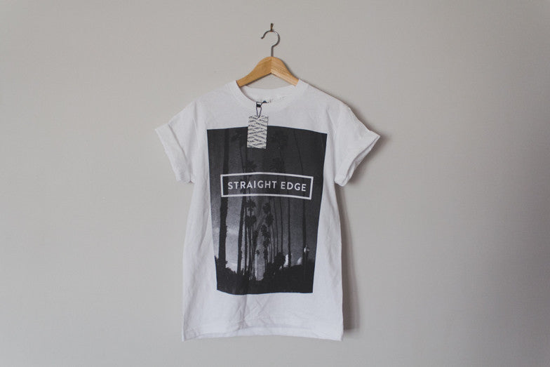 Straight edge shirt