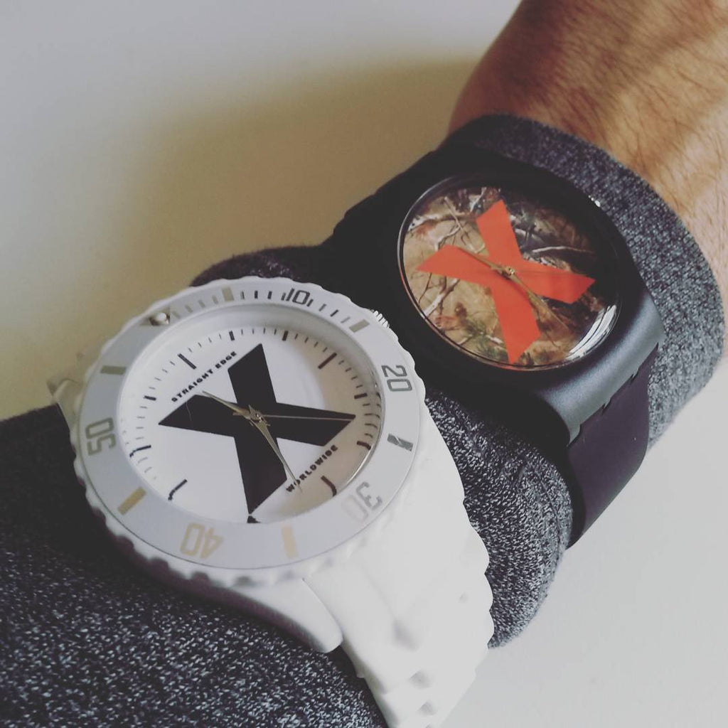 Straight Edge Watches