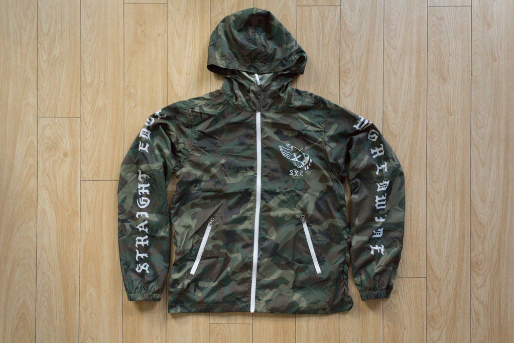 True Til Death Windbreaker