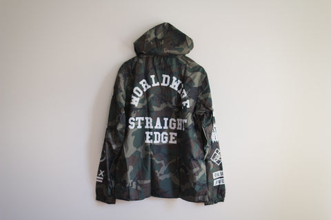 Straight Edge jacket