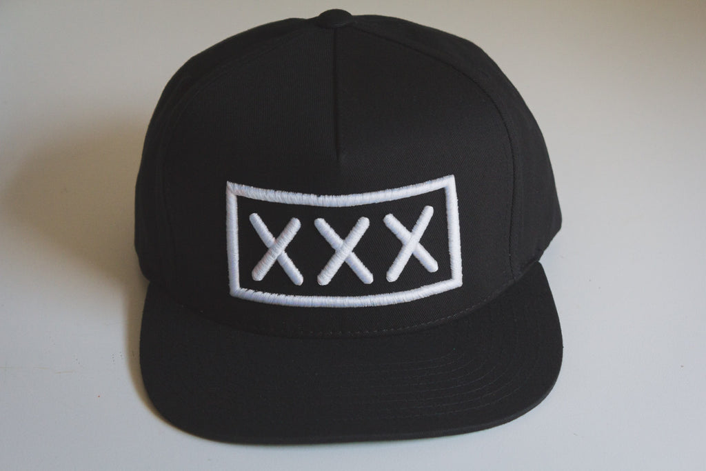 Incognito Straight Edge Snapback