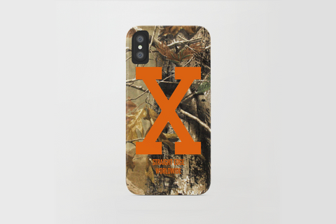 xBLAZEx Straight Edge iPhone X Phone Case by STRAIGHTEDGEWORLDWIDE