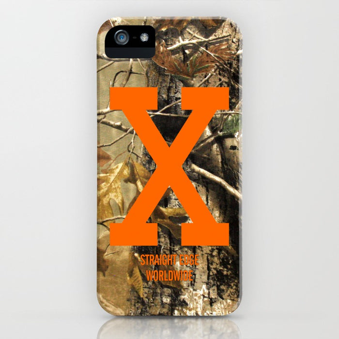 xBLAZEx Straight Edge Phone Case