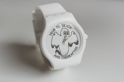 White True Til Death watch