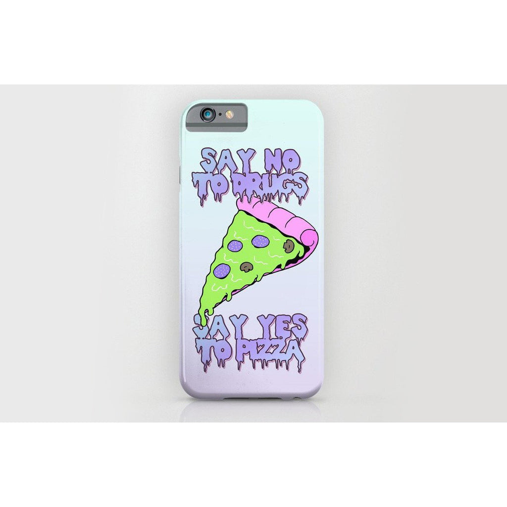 Say No To Drugs iPhone Case