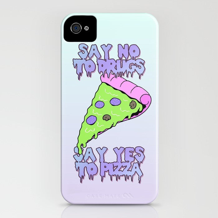 Say No To Drugs Phone Case