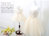 Elegant Mother Daughter Matching Dress MD-DH001