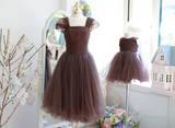 Elegant Mother Daughter Matching Dress MD-DD001