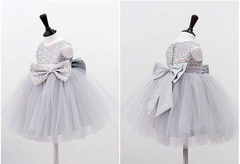 Boutique Bling Bling Baby Flower Girl Dress Party Dress PD-OD001