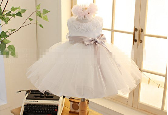 Lovely Flower Girl Dress Party Dress PD-AO020