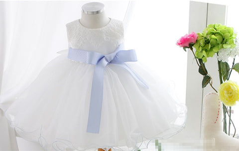 Angel Flower Girl Dress Party Dress PD-AO024