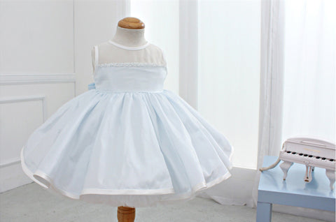 Ocean Style Flower Girl Dress Party Dress PD-AO006