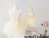 Elegant Mother Daughter Matching Dress MD-DH002