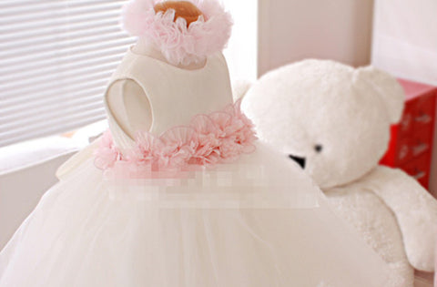 Lovely Flower Girl Dress Party Dress PD-AO012