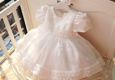Boutique Baby Flower Girl Dress Party Dress PD-OD002