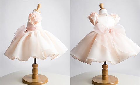 Lovely Baby Flower Girl Dress Party Dress PD-TSBB005