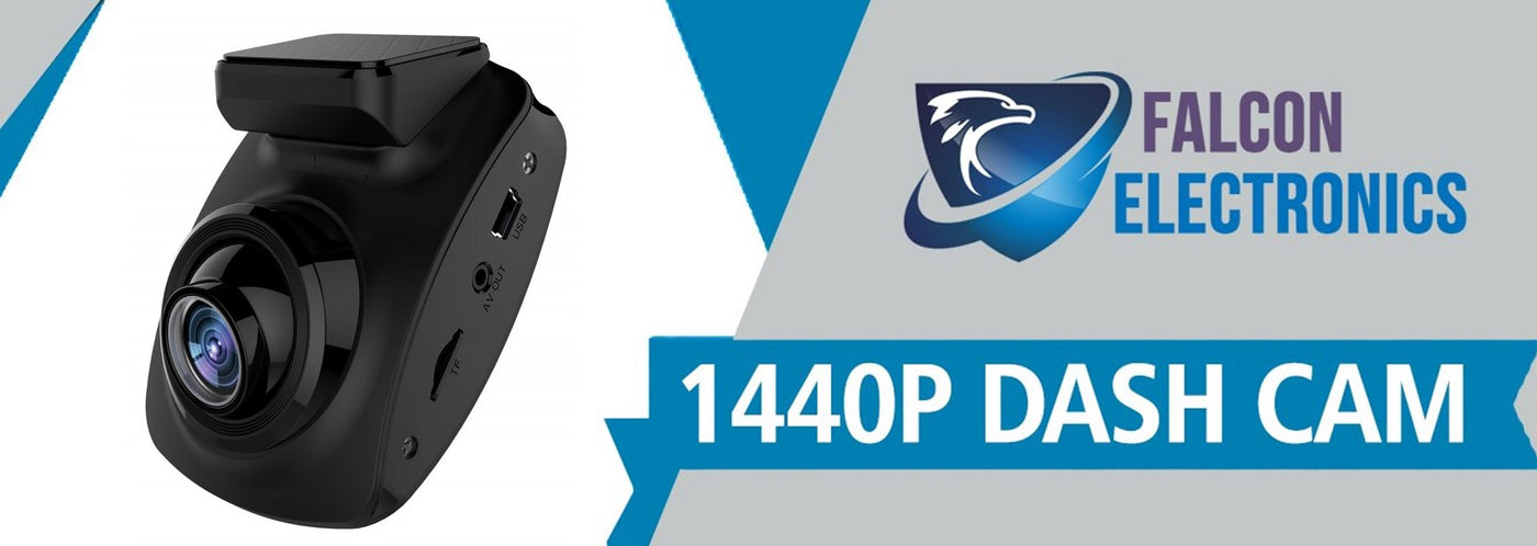 1440P Dash Cam Accessories
