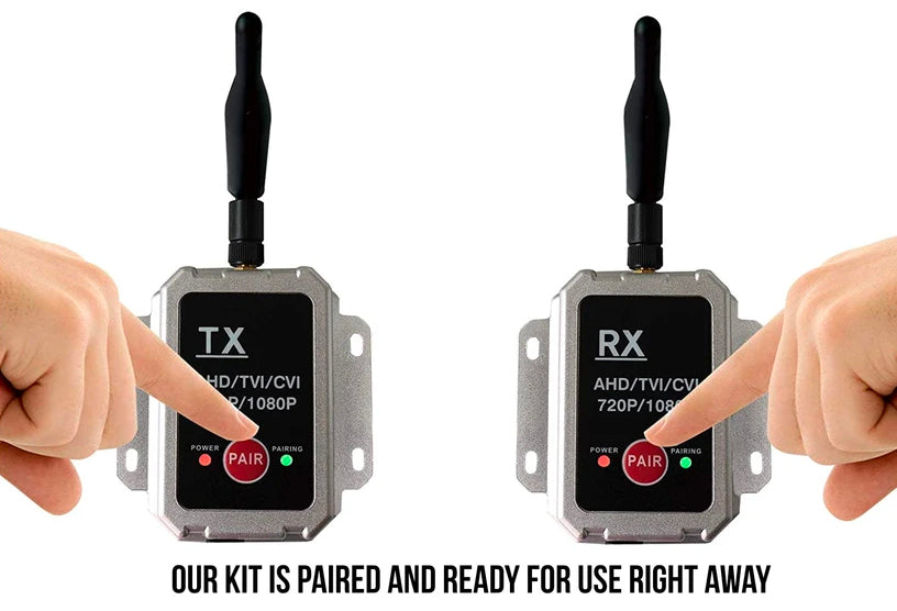 How to Transmitter Install