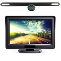 License Backup Cam