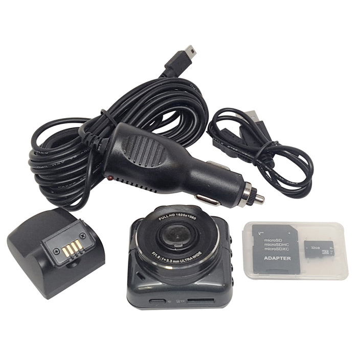 1440P Mini WDR DVR Dash Cam! (discontinued)