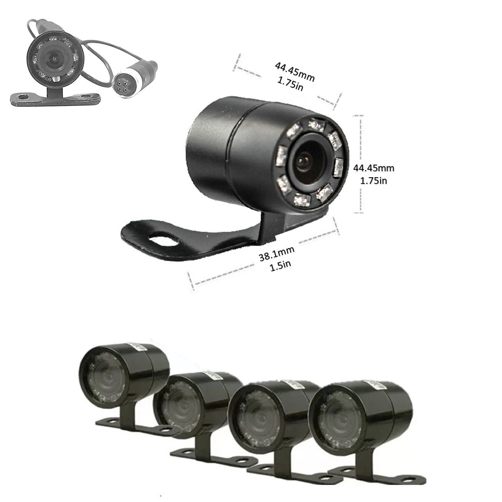 Mini 1080P MDVR Camera with IR lights