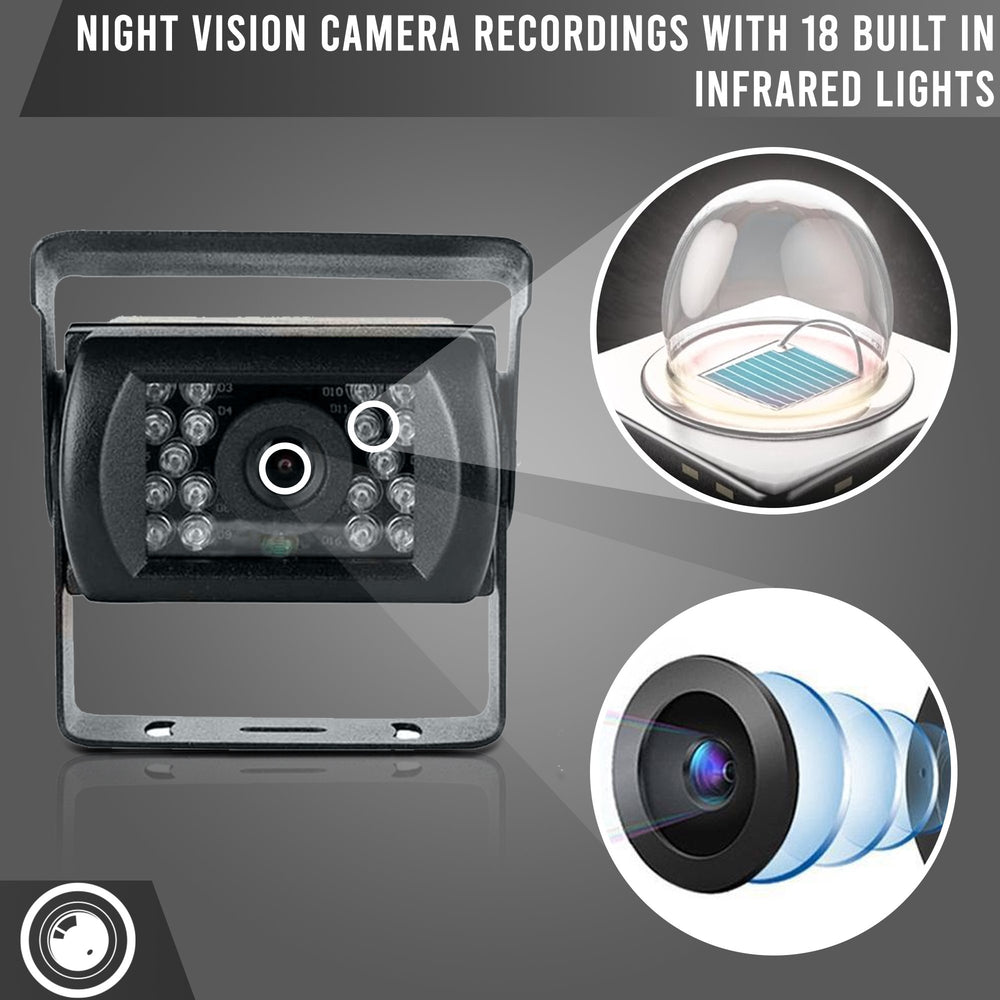 2ND GEN MULTI-CAMERA DVR SYSTEM, 2 to 4 1080P CAMS with 10