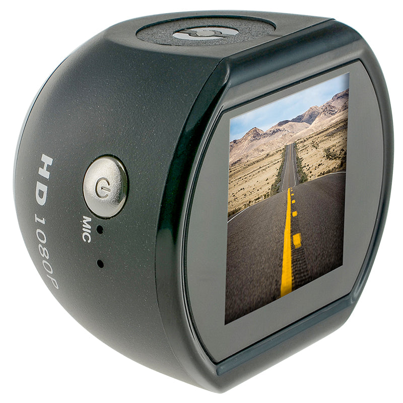 ORB WiFi HD Mini Dash Cam with GPS! Awesome Video Quality! Includes WIFI!