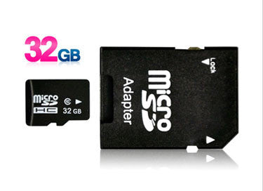 1 Unit - 32 GB Class 10 MicroSD & Adapter Card! Ultra High Speed! Brand New - FalconEye Trucker Dash Cams  - 3