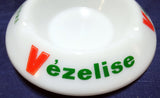 SOLD*SOLD*SOLD! ARCOPAL BAR ASHTRAY 'VÉZELISE' FRENCH LAGER BEER