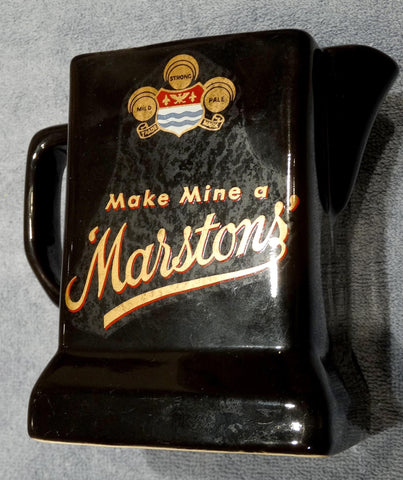 BAR WATER JUG MARSTONS