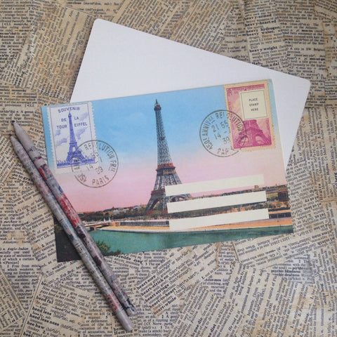 paris letter set